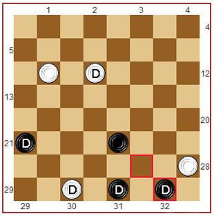 checkers spel